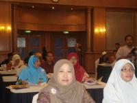 Seminar di Institut Kefahaman Islam Malaysia (IKIM)