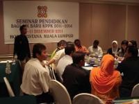 Seminar Pendidikan AJK Baru