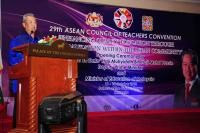 29th ASEAN COUNCIL OF TEACHERS CONVENTION, KUALA LUMPUR