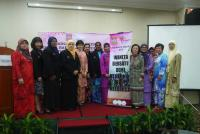 Seminar Wanita KPPK Sempena Hari Wanita Sedunia 2016