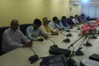 Delegasi dari Kementerian Pendidikan Bangladesh